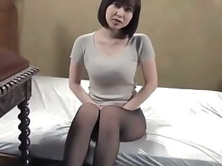 Asian Babe Cute Pantyhose Pantyhose