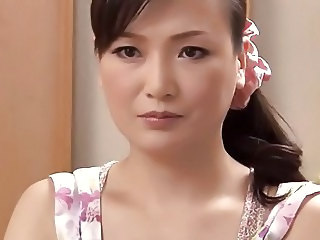 Asian Brunette Japanese  Wife