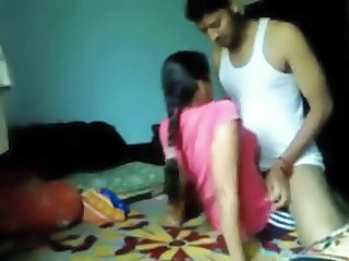 Amateur Homemade Indian Sister College