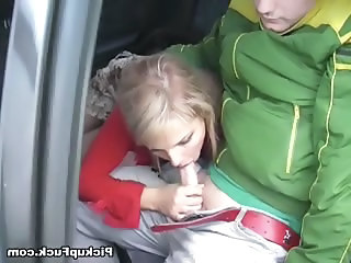 Blowjob Clothed Public Teen