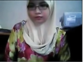 Arab Glasses Teen Webcam