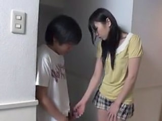 Japanese Handjob Asian