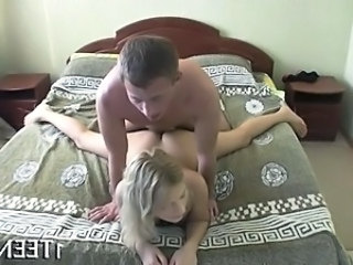 Blonde Hardcore Sister Teen