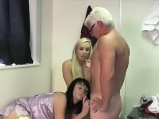 Blowjob  Daddy Old and Young British