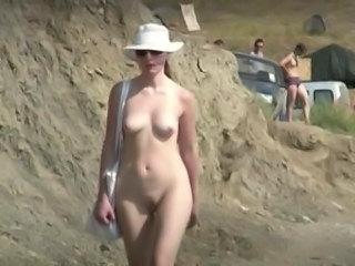 Beach  Nudist Outdoor Public Voyeur Spy
