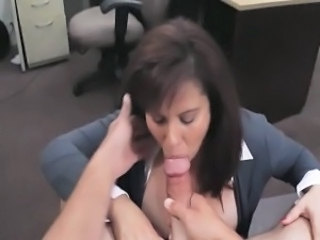 Blowjob Celebrity Clothed  Office