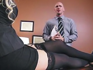 Office Secretary Stockings