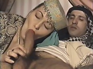 Arab Blowjob Clothed Fantasy  Vintage