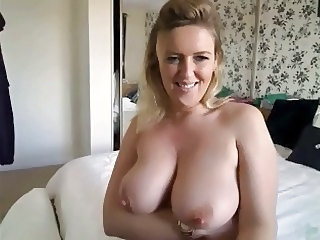 Big Tits Blonde Cute  Natural Nipples Webcam