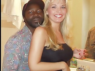 Amateur Blonde Cuckold Interracial  Wife Wedding