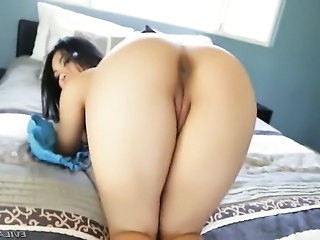 Asian Ass Babe