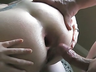 Anal Doggystyle Gaping