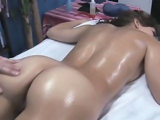 Ass Massage Oiled