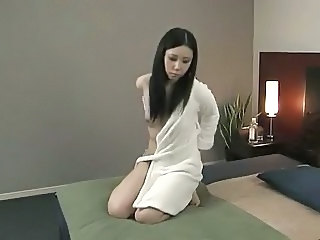 Asian Brunette Massage Teen