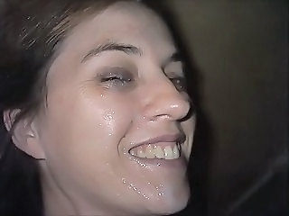 Amateur Facial Wife