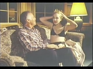 Daddy Daughter Vintage Old and Young Teen