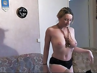 Amateur Casting European French  Natural French
