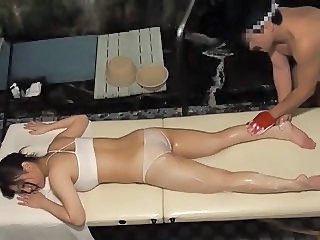 Asian Massage  Oiled Married