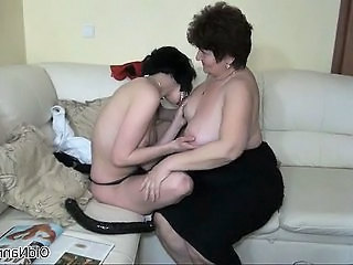 Daughter Lesbian Mature Old and Young Crazy