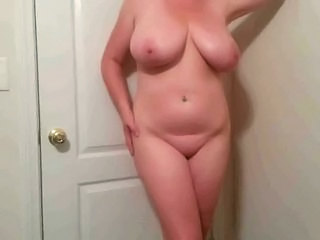 Amateur Big Tits Chubby Homemade  Natural Wife