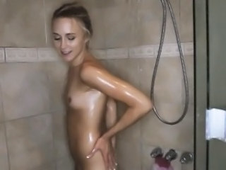 Cute Showers Sister Small Tits Teen