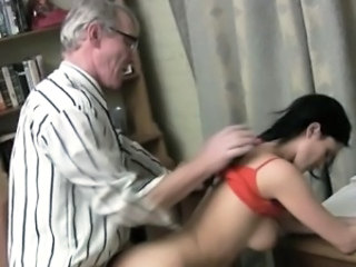 Daddy Student Teacher Old and Young Teen