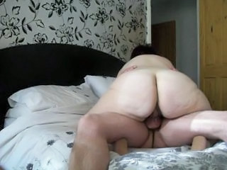 Amateur Ass  Homemade Mature Riding Wife