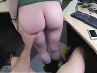 Amateur Ass Office Pov Public