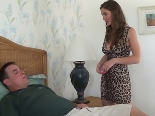 Brunette Cute Daddy Daughter Old and Young Teen Taboo