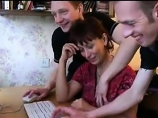 Amateur Gangbang Mature Mom Old and Young Russian