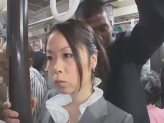 Asian Bus Cute Teen