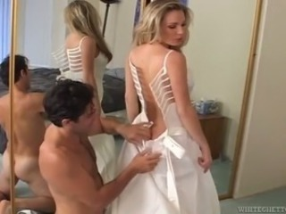 Amazing Bride Corset Teen Wedding