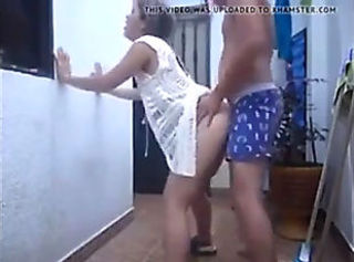 Brazilian Doggystyle Homemade Latina Mature