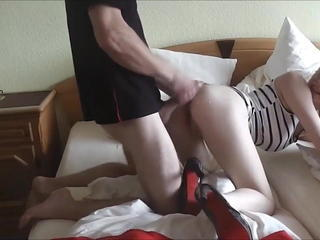Doggystyle European German Sister Teen Sister Brother