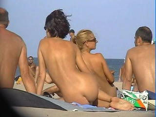 Ass Beach European Italian Teen Voyeur