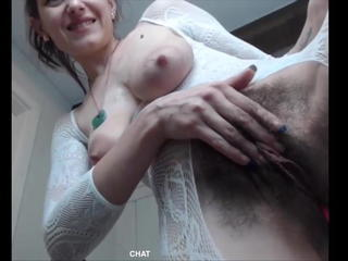 Amateur  Hairy Lingerie Pussy  Webcam Wife