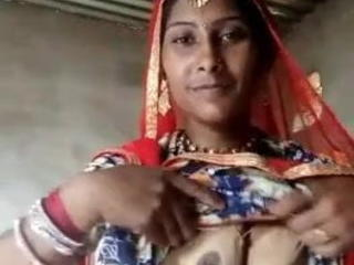 Homemade Indian Webcam Wife Son