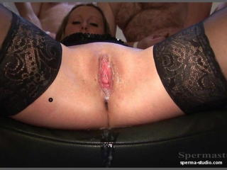 Creampie Gangbang Groupsex Pussy Shaved Stockings Wife