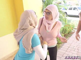 Amazing Arab Glasses Teen Arab