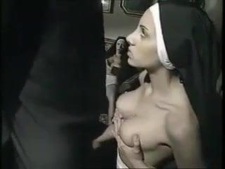 Amazing Babe Nun