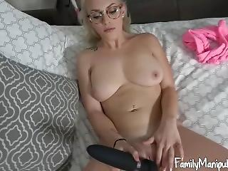 Daddy Daughter Family Glasses Old and Young Pov Teen Surprise