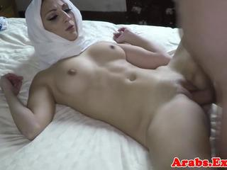 Arab Amazing Shaved Wife Arab