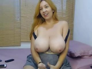 Amazing Big Tits Cash Casting Natural Teen