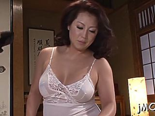 Asian Japanese Lingerie Mature Natural