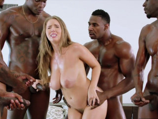 Gangbang Groupsex Hardcore Interracial