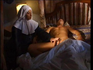Handjob Nun Uniform