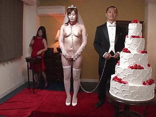 Asian Bride Japanese Old and Young Slave Stockings Teen Uniform