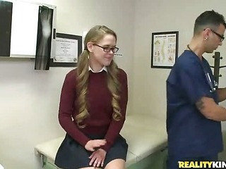 Doctor Glasses School Teen Uniform Reality