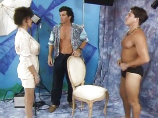 Threesome Vintage Boss