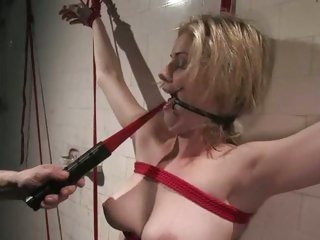 Bdsm Bondage Pain Slave Tied